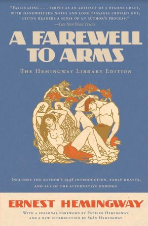 A farewell to arms (Hemingway library)