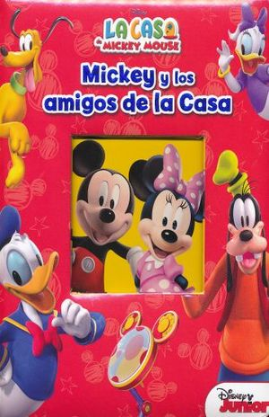 Mickey y los amigos de la casa / pd.