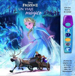 Frozen 2. Un viaje mágico / pd.