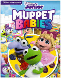 Muppet babies. Mi primer busca y encuentra / pd.
