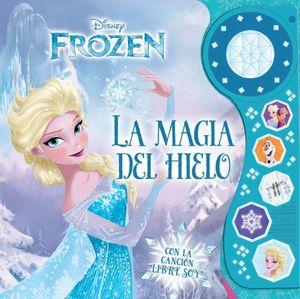 Frozen. La magia del hielo / pd.