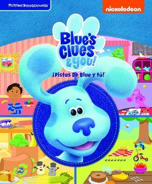 Mi primer busca y encuentra. Blues Clues / pd.