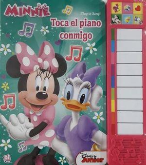 Piano Disney / Minnie. Toca el piano conmigo / pd.