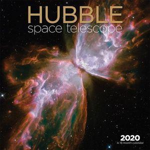 CALENDARIO HUBBLE TELESCOPE 2020 SQUARE