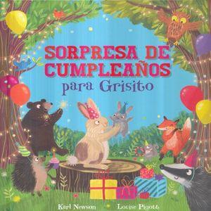 SORPRESA DE CUMPLEAÑOS PARA GRISITO / PD.
