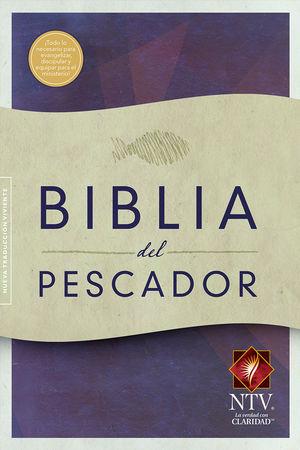 Biblia del pescador. Reina Valera 1960 / pd. (letra grande)