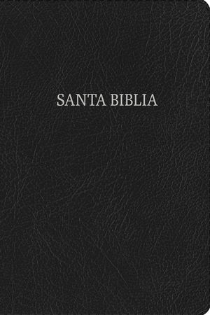 Biblia manual. Reina Valera 1960 (letra grande)