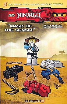 MASK OF THE SENSEI. LEGO NINJAGO