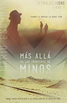 MAS ALLA DE LAS FRONTERAS DE MINOS. LIBRO 2 TETRALOGIA IONE