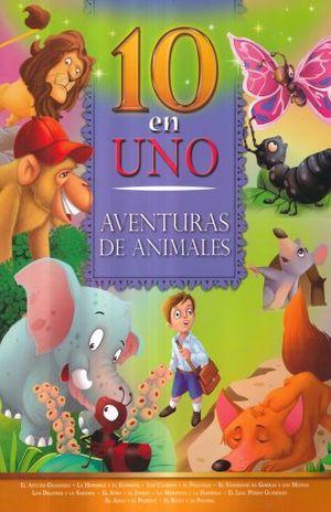 AVENTURAS DE ANIMALES / 10 EN UNO