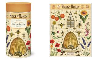 Rompecabezas Bees Honey (1000 pzas.)