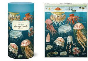 Rompecabezas Jelly Fish (1000 pzas.)