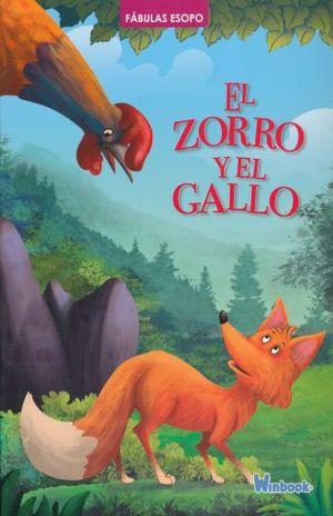 ZORRO Y EL GALLO, EL / COL. FABULAS ESOPO