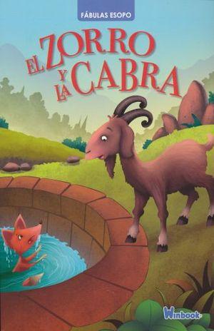 ZORRO Y LA CABRA, EL / COL. FABULAS ESOPO
