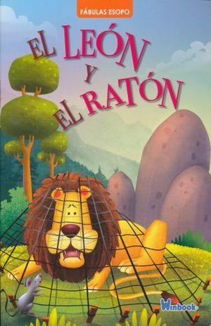 LEON Y EL RATON, EL / COL. FABULAS ESOPO