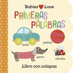BABIES LOVE. PRIMERAS PALABRAS