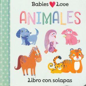 BABIES LOVE. ANIMALES