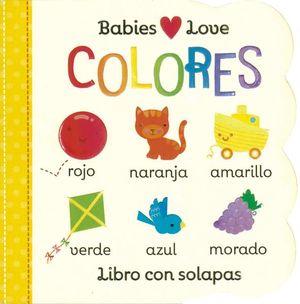 Babies Love. Colores / pd.