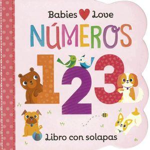 Babies Love. Números / pd.