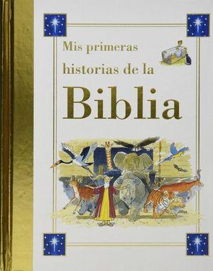Mis primeras historias de la Biblia / pd.