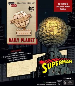 DC Superman: Daily planet