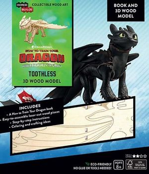 Dreamworks how to train your dragon: The hidden world Toothless