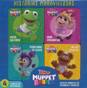 MUPPET BABIES (4 TITULOS) / HISTORIAS MARAVILLOSAS / PD.