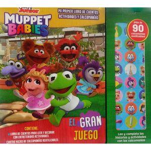 Muppet babies el gran juego / pd.