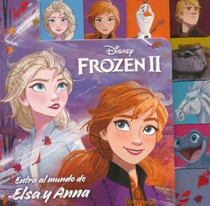 Frozen 2. Entra al mundo de Elsa y Anna / pd.