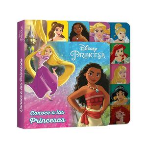 Princesas. Conoce a las princesas / pd.