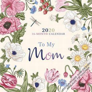 CALENDARIO TO MY MOM 2020 SQUARE