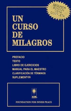 UN CURSO DE MILAGROS / 2 ED.