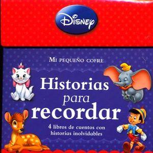 MI PEQUEÑO COFRE HISTORIAS PARA RECORDAR (4 TITULOS)