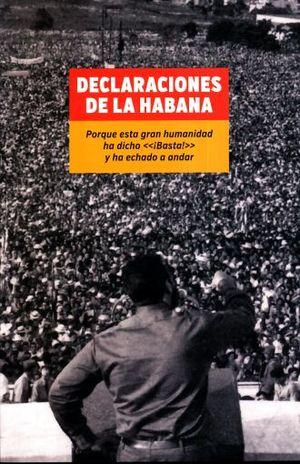 DECLARACIONES DE LA HABANA