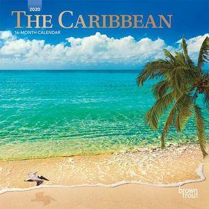 CALENDARIO CARIBBEAN 2020 MINI