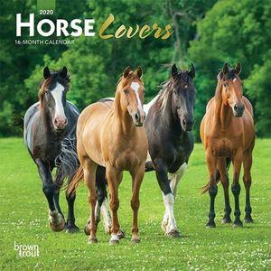 CALENDARIO HORSE LOVERS 2020 MINI