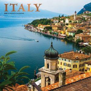CALENDARIO ITALY 2020 SQUARE