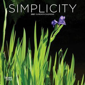 Calendario Simplicity 2021 mini