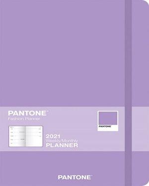 Pantone Planner 2021 Lila