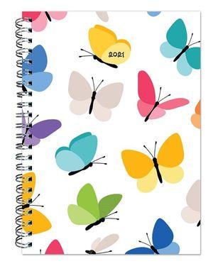 Happy hues 2021 Desk planner