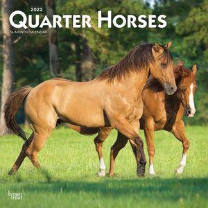Calendario Quarter Horses 2022
