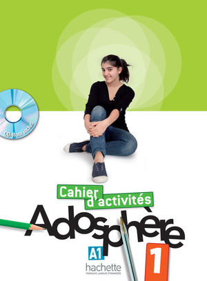 ADOSPHERE 1. CAHIER D ACTIVITES (INCLUYE CD)