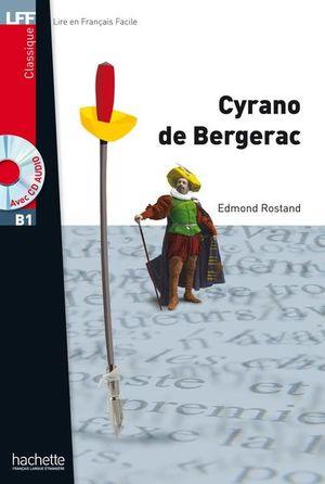 CYRANO DE BERGERAC  B1 / 2 ED. (INCLUYE CD)