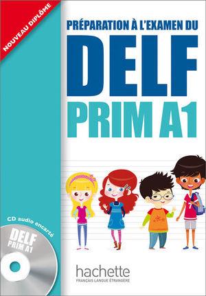 PREPARATION A LEXAMEN DU  PRIM A1  (INCLUYE CD)