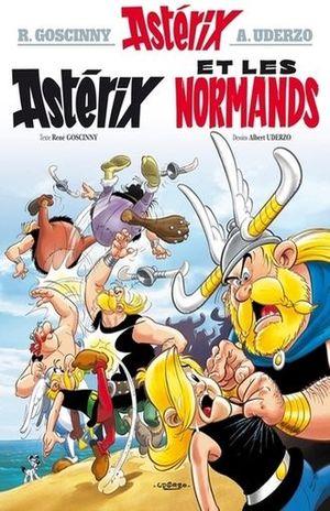ASTERIX. ASTERIX ET LES NORMANDS / VOL. 9 / 15 ED. / PD.