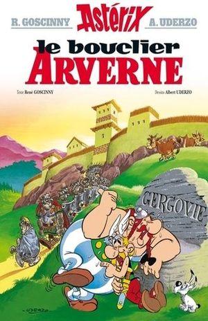 ASTERIX. LE BOUCLIER ARVERNE / VOL. 11 / 16 ED. / PD.