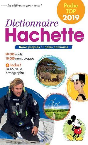 DICTIONNAIRE HACHETTE. NOMS PROPRES ET NOMS COMMUNS