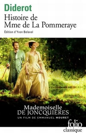 HISTOIRE DE MME DE LA POMMERAYE