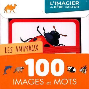 LES ANIMAUX. 100 IMAGES ET MOTS / PD.