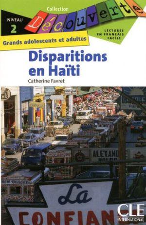 DISPARITIONS EN HAITA / NIVEAU 2